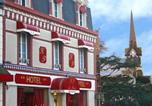 Hôtel Troarn - Hotel Du Parc-2