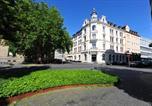 Hôtel Braunschweig - Frühlings-Hotel-4