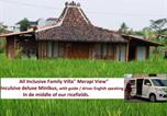 Villages vacances Grabag - Family Villa Merapi view, Villa Poolside, All inclusive & car driver-3