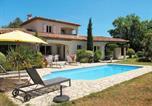 Location vacances Montauroux - Holiday Home Les Piboules - Lli150-1