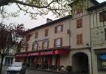 Hôtel Lot - Hôtel Restaurant Le Plaisance