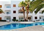 Location vacances Es Pujols - Apartamentos Costamar 1; Apartamento nº 12-3