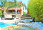 Location vacances Calafell - Villa Francisco 600 Metros De Playa-1