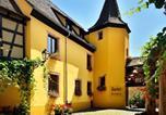 Hôtel Beblenheim - L'Abbaye d'Alspach-1
