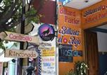 Hôtel Mexique - El Coyote Hostal and Surf-4