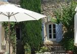 Location vacances Cabrières-d'Avignon - B&B La Burlière-1