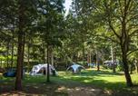 Camping avec Piscine couverte / chauffée Hauterives - Domaine la Garenne-4