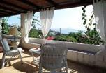 Location vacances Leni - Villa Luigia - vista mare e a pochi minuti dalla spiaggia di Salina-2