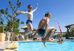 Camping avec Parc aquatique / toboggans Gard - Camping La Marine-4