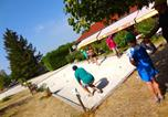 Camping avec Ambiance club Lot - Camping Quercy Vacances-4