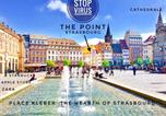 Location vacances Strasbourg - The Point Strasbourg - Place Kleber-1