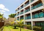Location vacances Natal - Flat em Ponta Negra com vista privilegiada-1