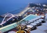 Hôtel Gangneung - Seamarq Hotel-2