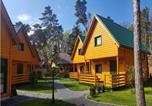 Villages vacances Rewal - Zielone Domki-2