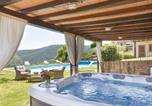 Location vacances Caprese Michelangelo - Villa Olivi-2