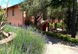Location vacances Canicattì - Villa with one bedroom in Caltanissetta with wonderful city view enclosed garden and Wifi 60 km from the beach-1