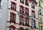 Hôtel Seine-Saint-Denis - Hôtel Résidence Saint Ouen-1