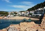 Location vacances Begur - Tamariu Villa Sleeps 6 Pool-3