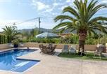 Location vacances Tàrbena - Casa Lea-3