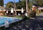 Hôtel Conil de la Frontera - Apartamento para 4 personas con jardín privado y barbacoa cerca de la playa-4