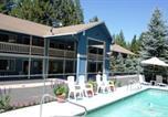 Hôtel Groveland-Big Oak Flat - Christmas Tree Inn-3