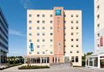 Hôtel Luxembourg - Ibis Budget Luxembourg Sud-4