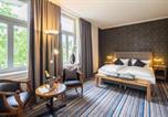 Hôtel Biendorf - Hotel Residenz Waldkrone Kühlungsborn-4