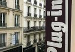 Hôtel Paris - Plug inn Montmartre by Hiphophostels-1