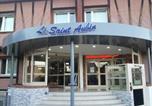 Hôtel Grandvilliers - Hotel Le Saint Aubin-2