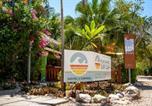 Hôtel Tamarindo - Playa Grande Surf Camp