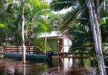 Hôtel Manaus - Amazon Seringal jungle Lodge-4