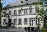 Location vacances Beauraing - Luxury Holiday Home by the Forest in Honnay-1