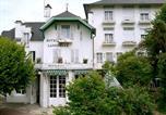 Hôtel Luzy - Hôtel Lanoiselée-4