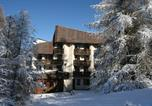 Hôtel Le Lauzet-Ubaye - Hôtel Les Trappeurs-1