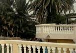 Hôtel Mauritanie - 33 Palm Springs-4