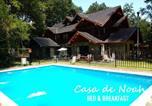 Hôtel Pucón - Casa de Noah Bed & Breakfast-1