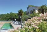 Location vacances Alba-la-Romaine - Four-Bedroom Holiday Home in Malataverne-4