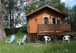 Villages vacances Improvement District No. 9 - Rocky Mountain Cabins-2