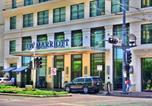 Hôtel Houston - Jw Marriott Houston Downtown-1