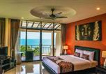 Villages vacances Ko Tao - Sunset Hill Boutique Resort Koh Phangan - Sunset Viewpoint-4