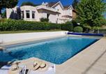 Hôtel Lempdes-sur-Allagnon - Clos des Campanules-1