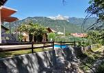 Location vacances Grimacco - Cosy cottage with views near Kobarid-4