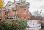 Hôtel Salt Lake City - Armstrong Mansion-4