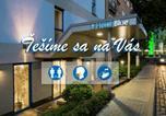 Hôtel Senec - Hotel Blue Garni-1