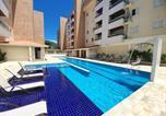 Location vacances Ubatuba - Apartamento Praia das Toninhas, 3 min do Mar-1