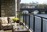 Location vacances Kendal - Luxury riverside apartment in Kendal-1