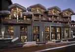 Hôtel 4 étoiles Val-d'Isère - Le K2 Djola-1
