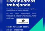 Location vacances Bogotá - Hotel Estadio 63-2