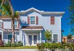 Location vacances Clermont - Wonderful 4-bedroom town home in West Lucaya Village Resort, Villa Orlando 2500-3