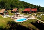Villages vacances Biograd na Moru - Holiday Park Plitvice Paradise-1